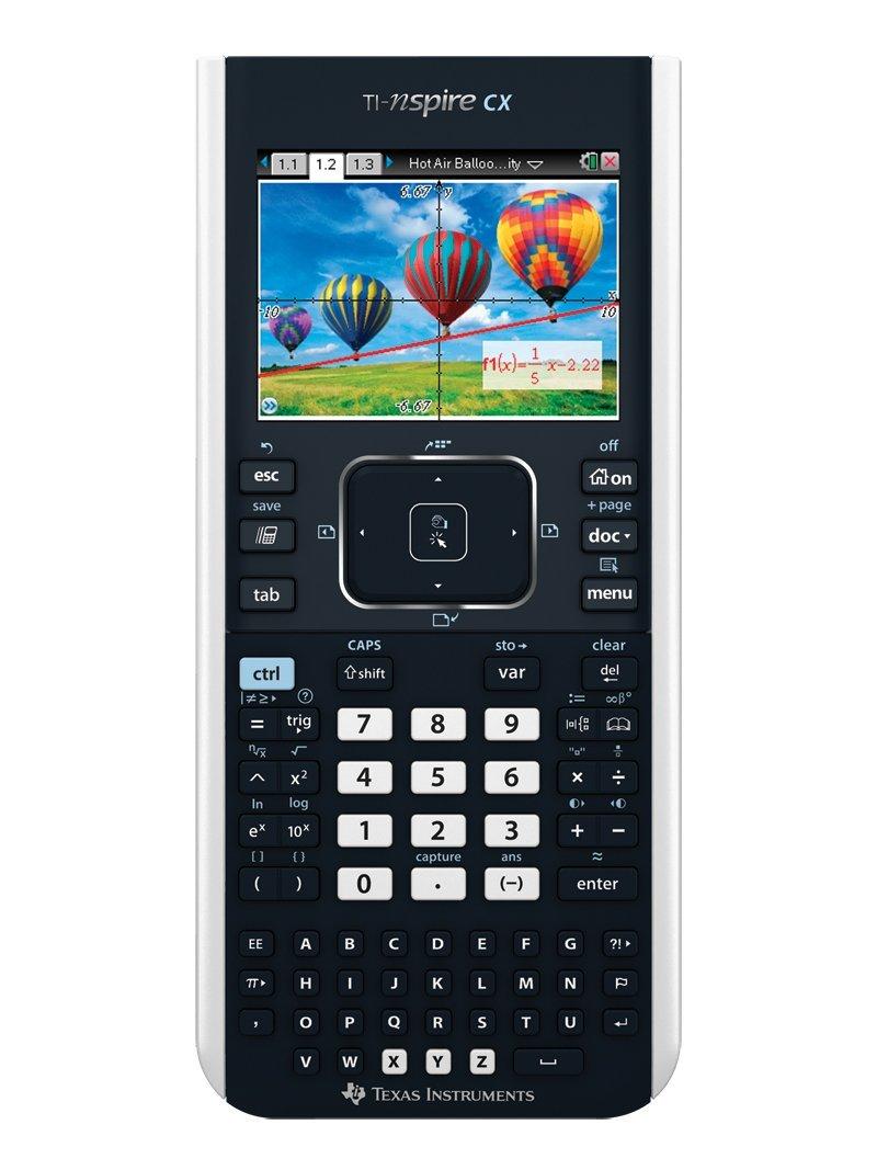 TI-NSPIRE CX Calculator