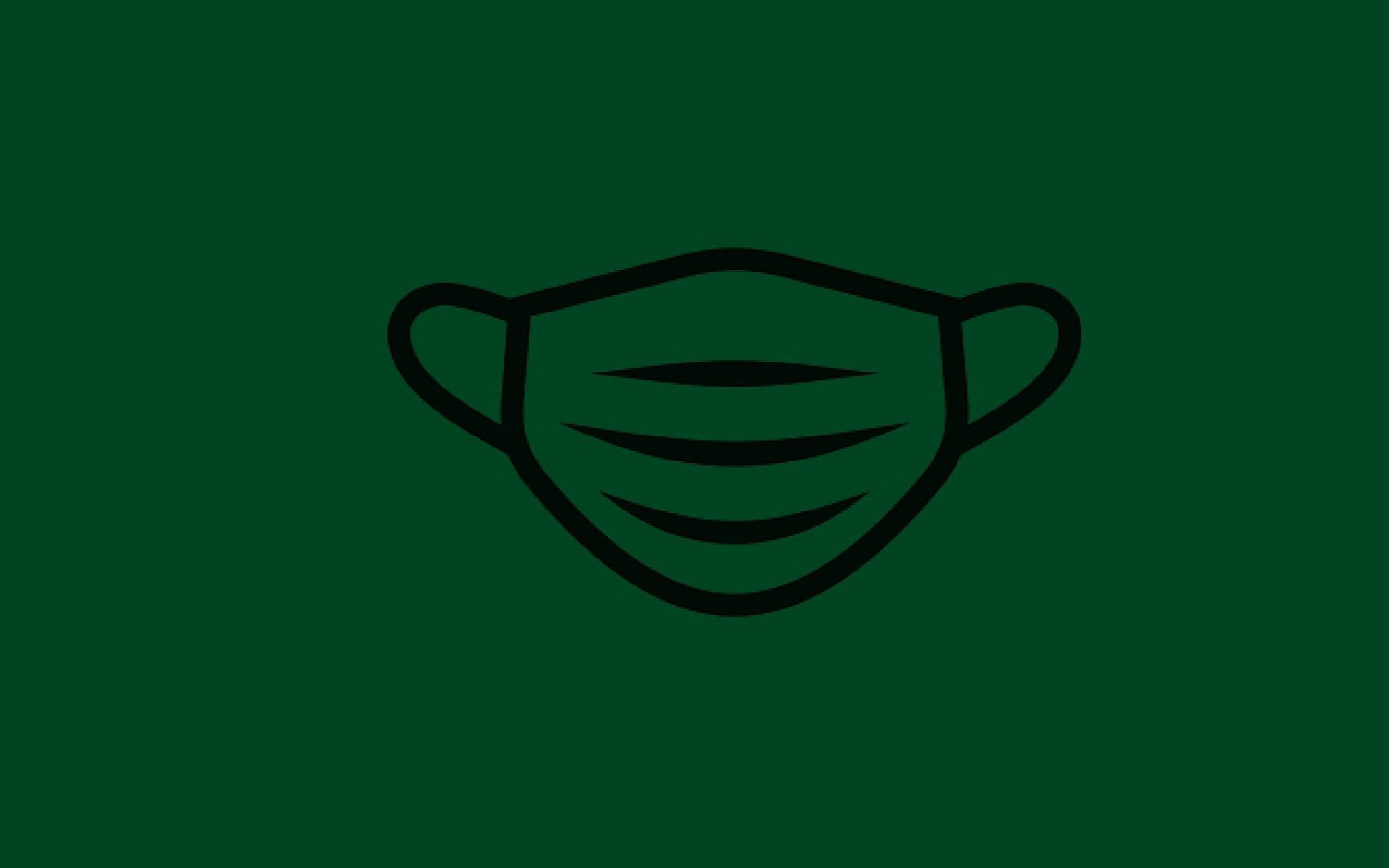 image of: ESCC Face Mask