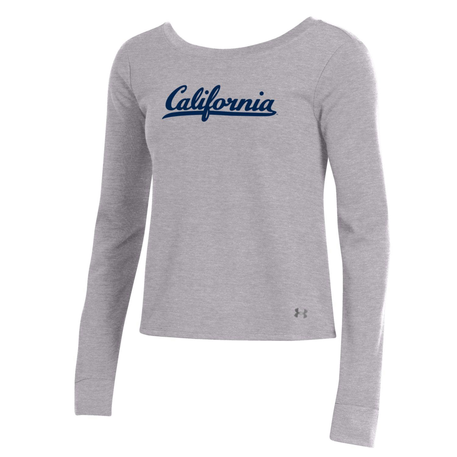 W Cross Back Crew by Under Armour California
