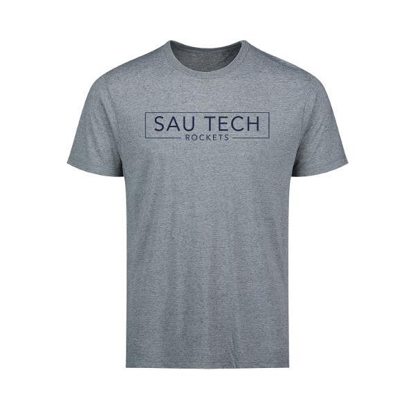 SAU Tech Rockets Boxed Aspen Tee