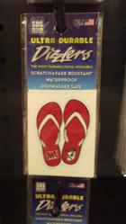 Image for the 2'' OWU Flip Flop Dizzler product