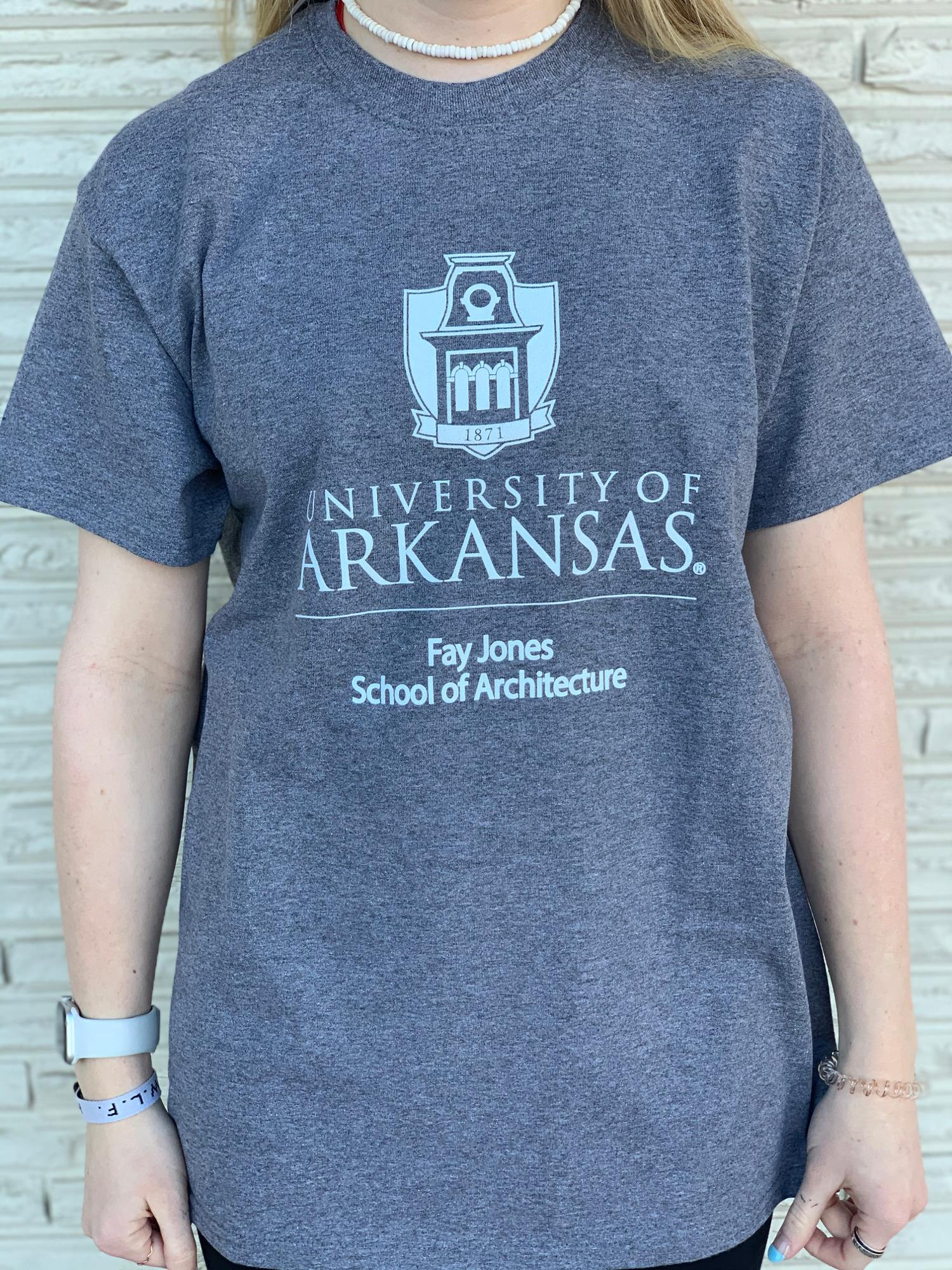 image of: University of Arkansas Fay Jones Tower - Grey