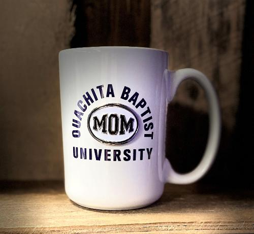 OUACHITA BAPTIST UNIVERSITY MOM MUG
