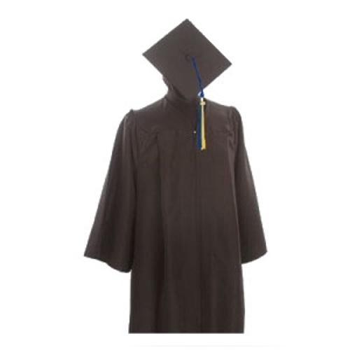 Bachelor Keeper Gown, Cap & Tassel