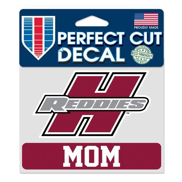 "Henderson Reddies 4"" x 5"" Mom Perfect Cut Decal"