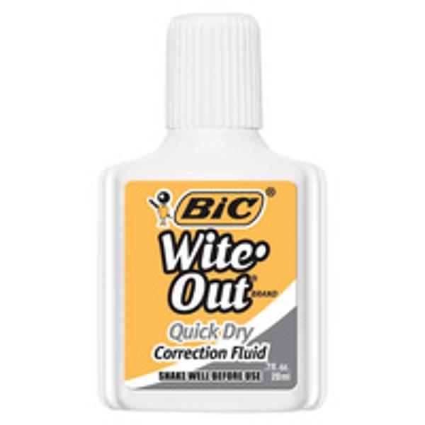BiC Wite-Out