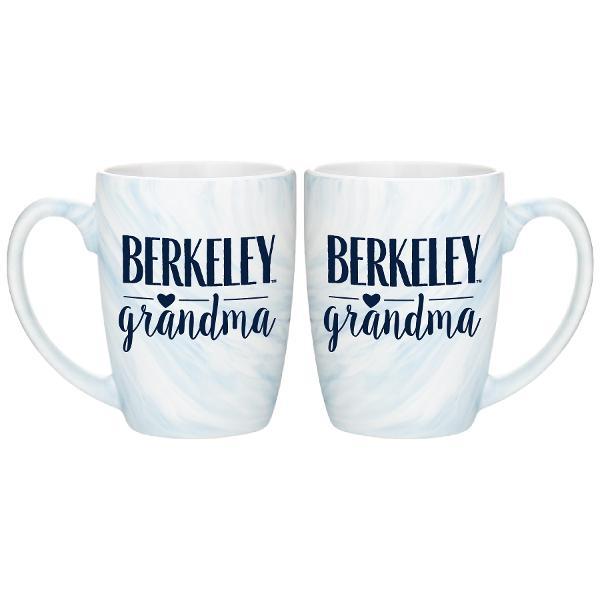 10oz Matte Carrara Mug Berkeley Grandma