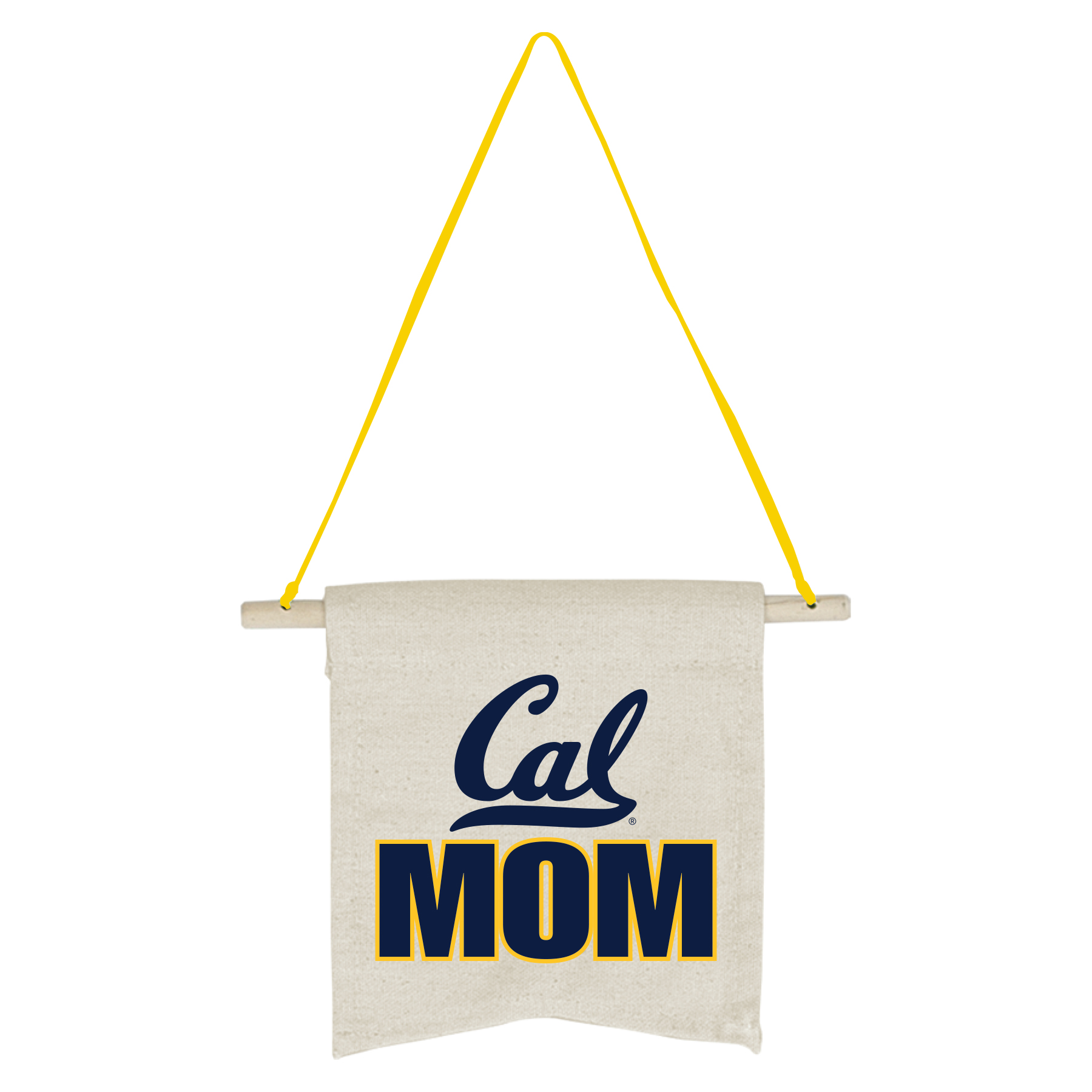 Detailed image of Canvas Banner Cal Mom