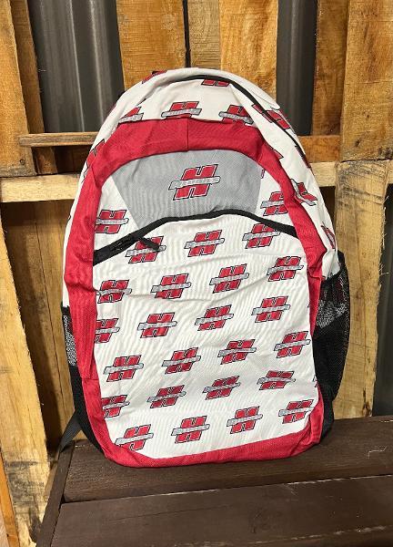 Henderson Reddies Logo Backpack
