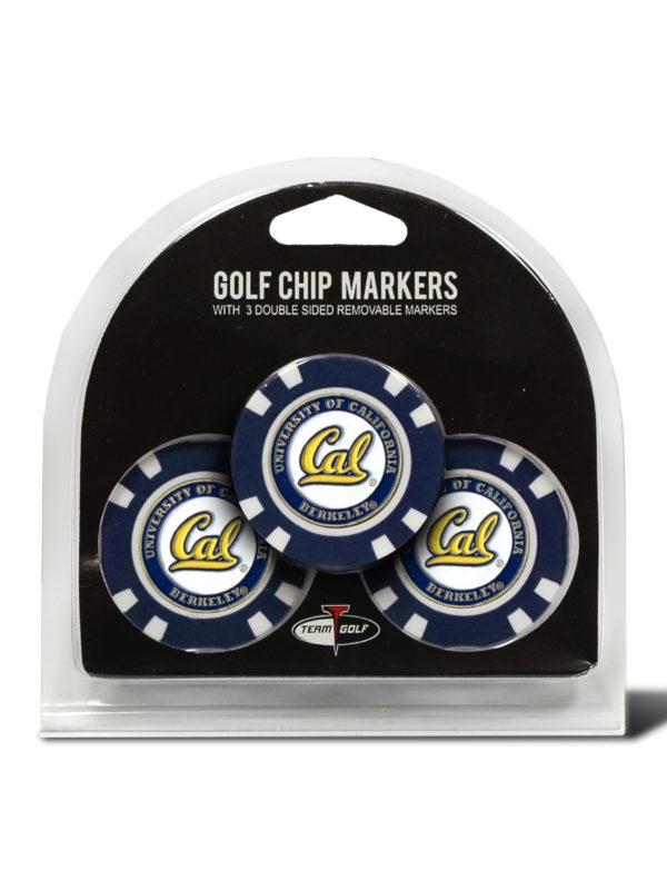 3 Pack Chip Marker by Team Golf