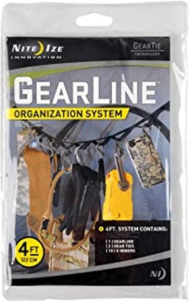 GearLine Organization System 4 FT - Tactical