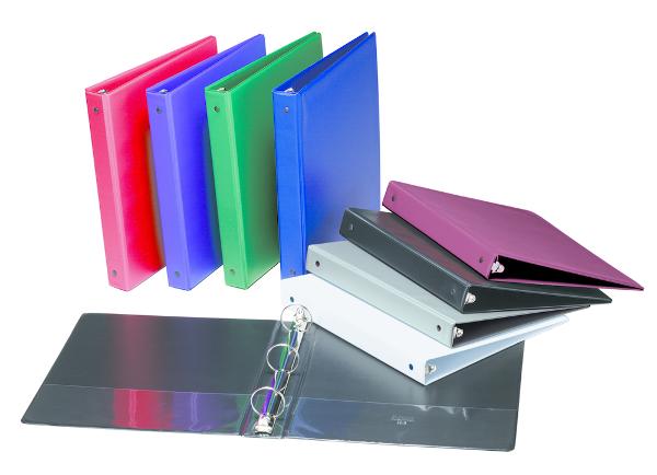 Samsill Value Storage Pocket Binder - Purple 1.5in
