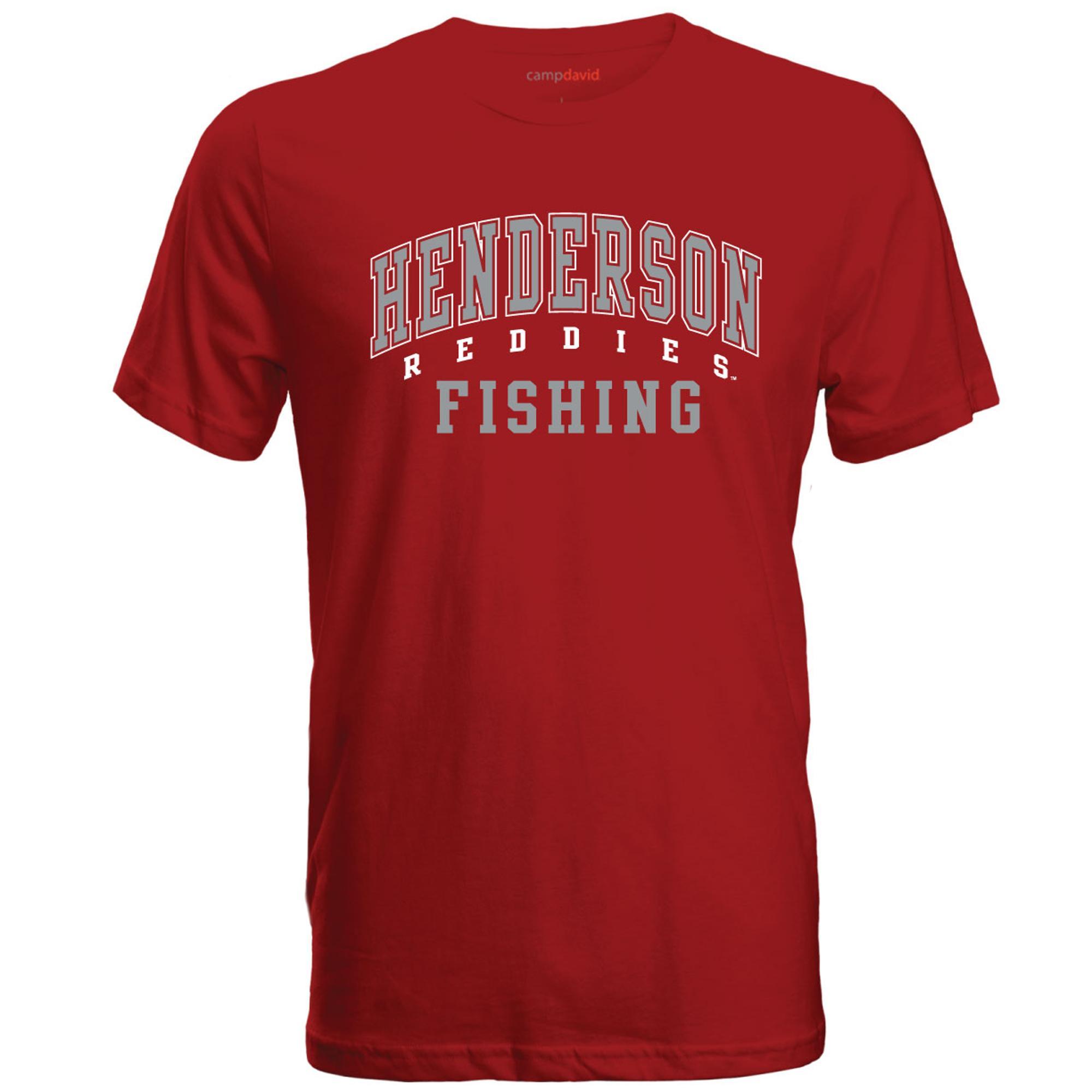 image of: Henderson Reddies Fishing Cruiser Tee