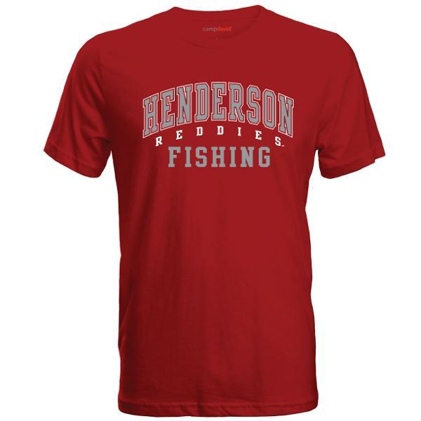 Henderson Reddies Fishing Cruiser Tee