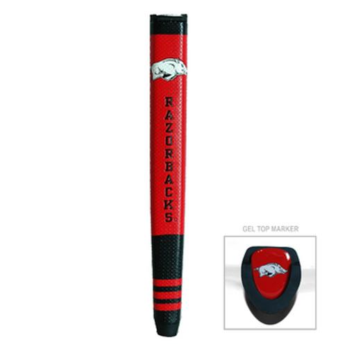 Arkansas Razorbacks Putter Grip