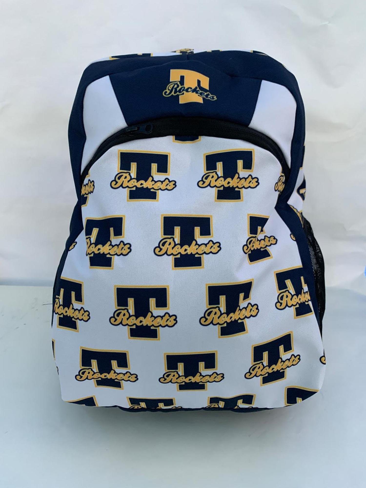 image of: SAU Tech Backpack