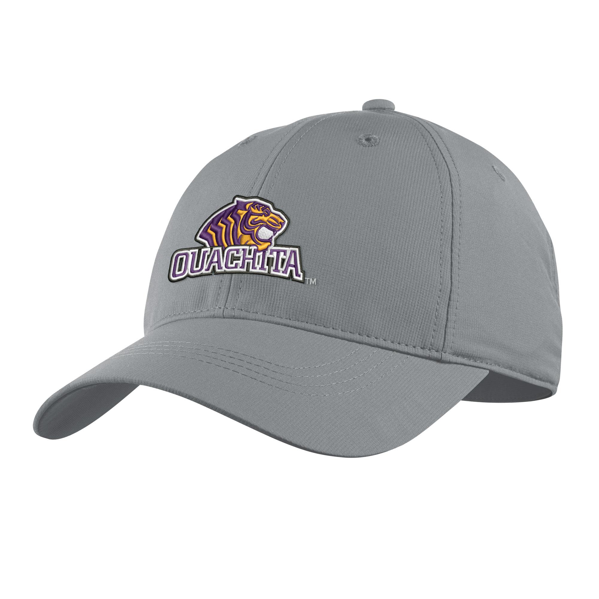 image of: OUACHITA LOGO GOLF TECH CAP