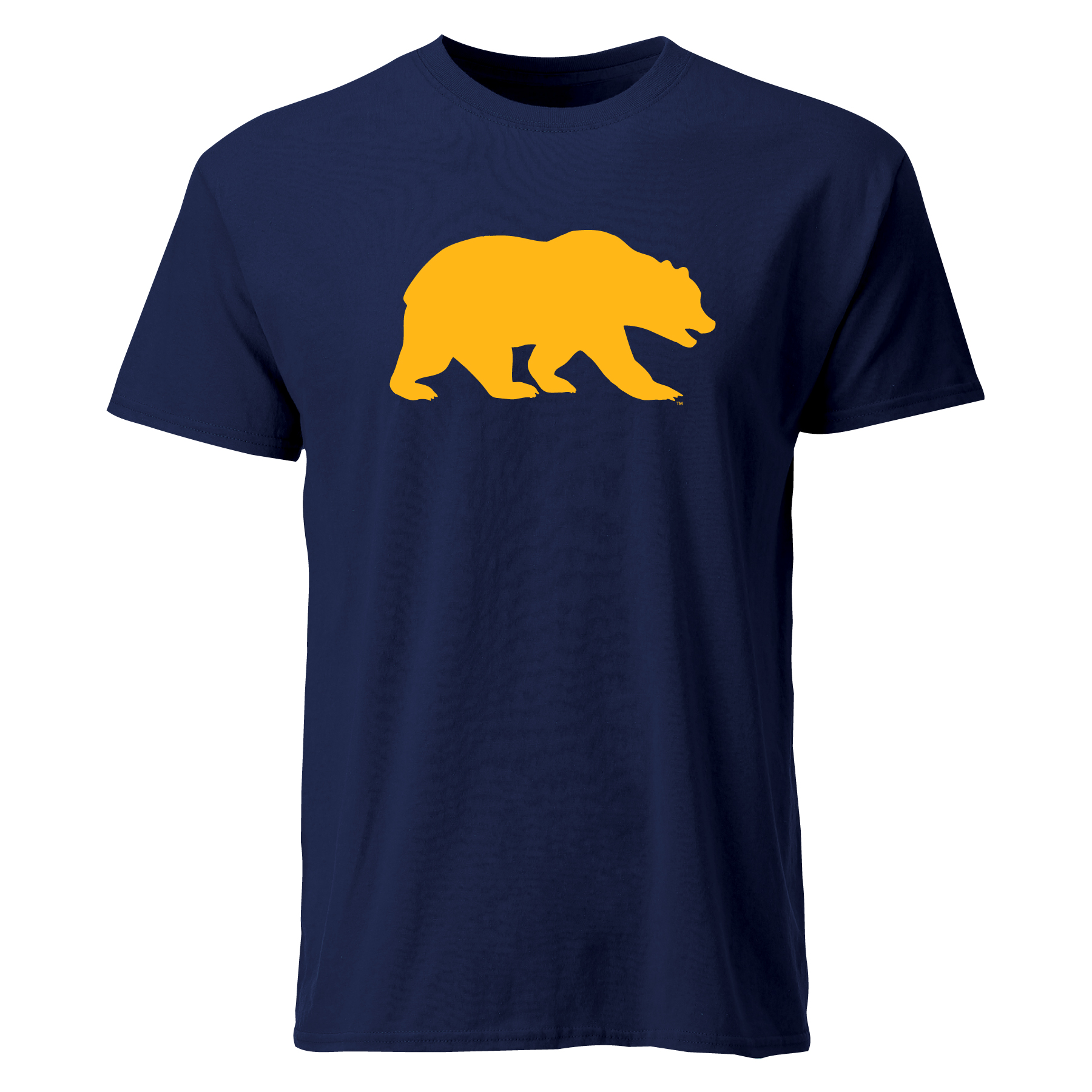 M SS Tee Walking Bear