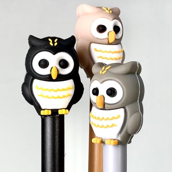 bcmini Owl Gel Pen