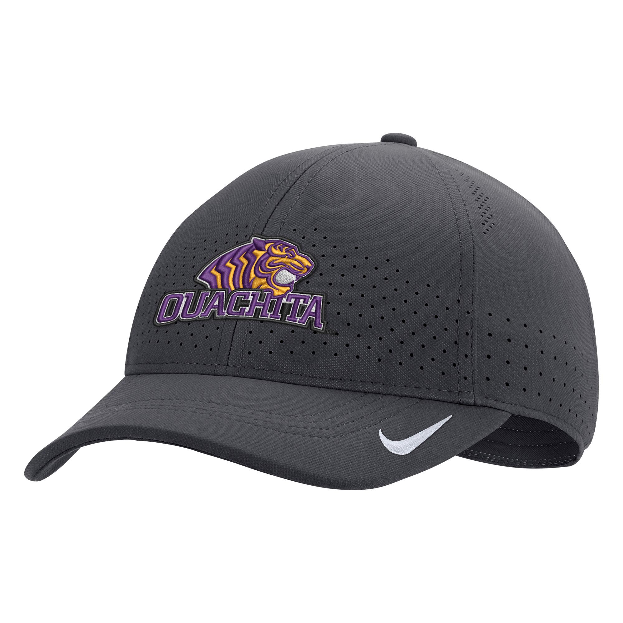 image of: OUACHITA NIKE SIDELINE ADJUSTABLE HAT