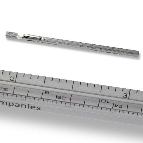 Alumicolor Engineer Pocket Scale