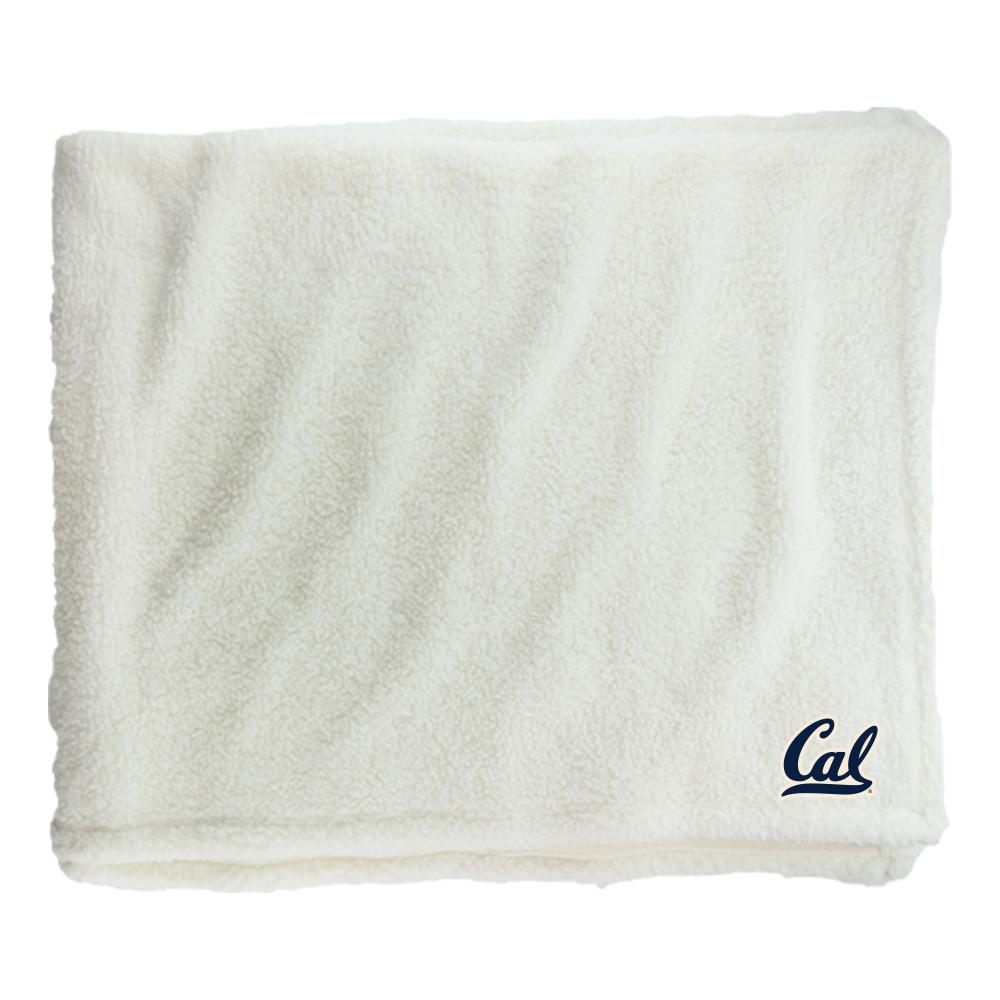Sherpa Blanket Cal Logo