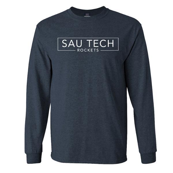 SAU Tech Rockets Boxed Classic Long Sleeve Tee