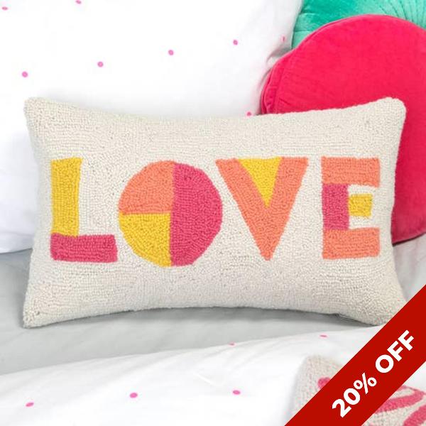 Love Hook Pillow