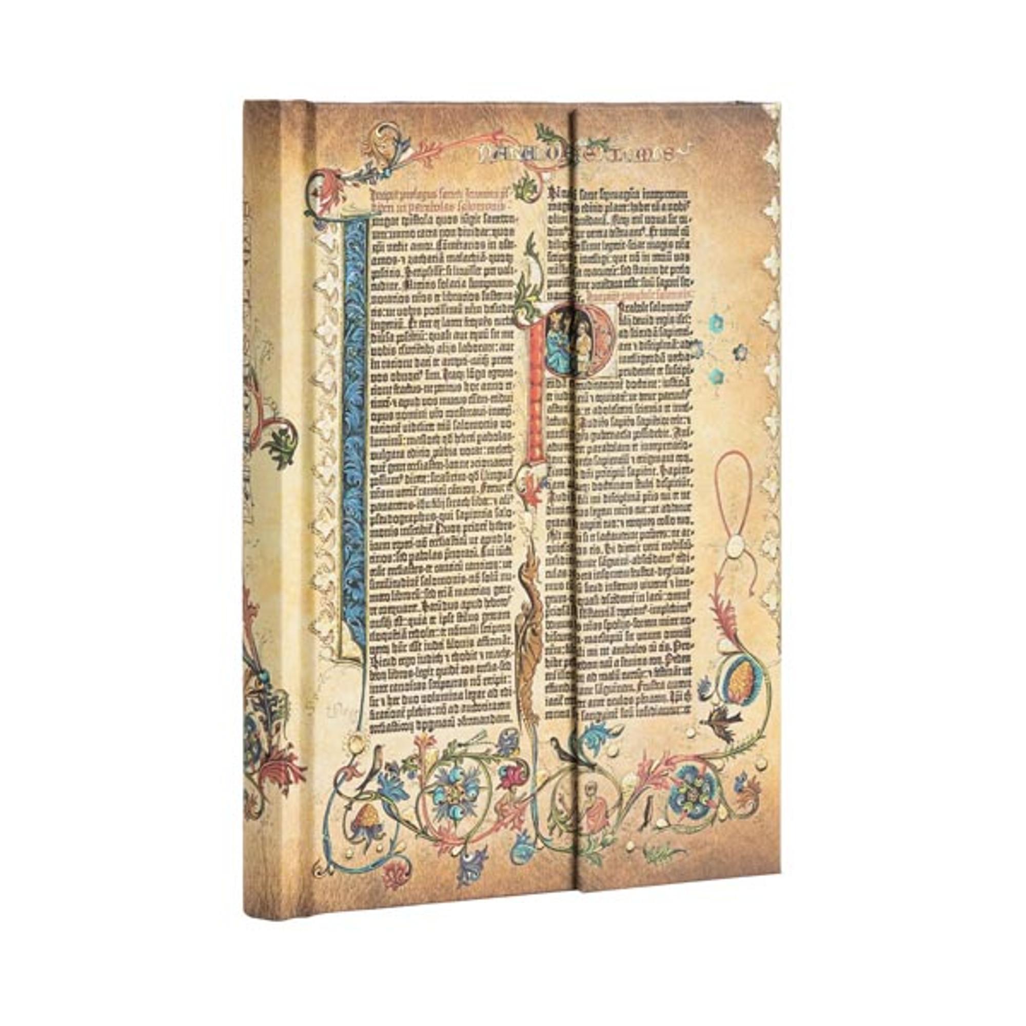 image of: paperblanks Gutenberg Bible Parabole