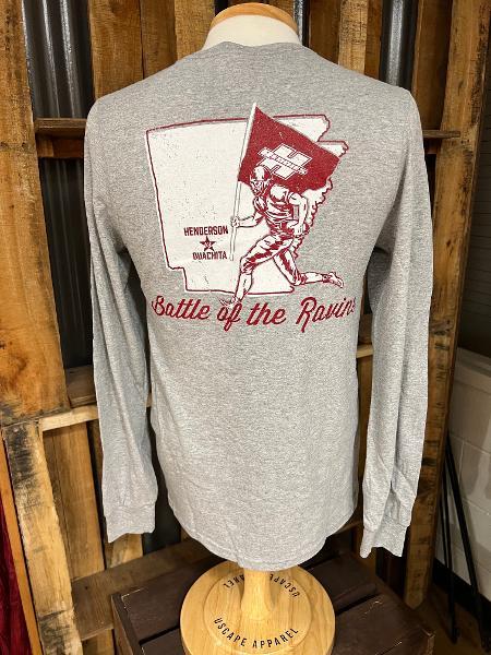 2019 Battle Of The Ravine Long Sleeve T-Shirt