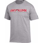 Image for the Unisex Gray Alumni T-shirt product