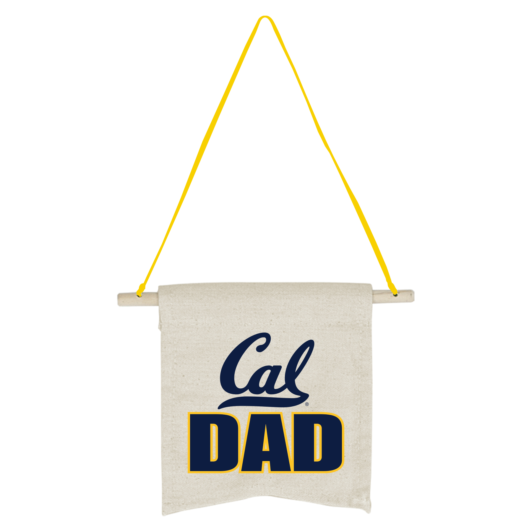 Detailed image of Canvas Banner Cal Dad