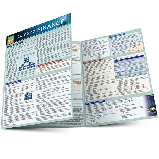 CORPORATE FINANCE LAMINATED STUDY GUIDE
