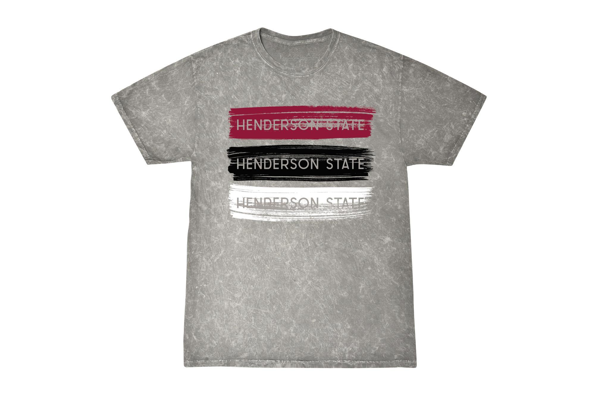 image of: Henderson State Mineral Wash Boyfriend Short Sleeve T-Shirt