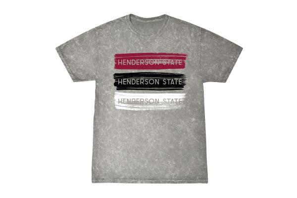 Henderson State Mineral Wash Boyfriend Short Sleeve T-Shirt