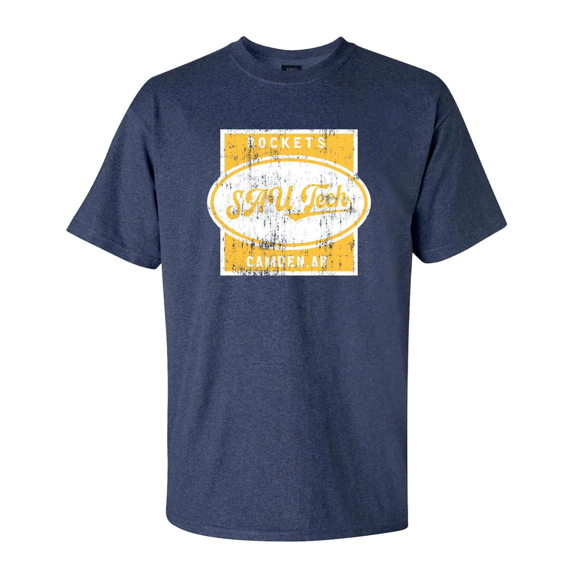 image of: SAU Tech Rockets Camden, AR Classic T-shirt