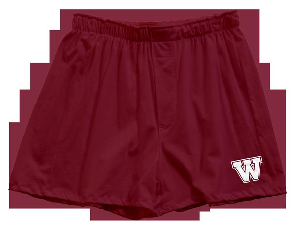 image of: **SALE** U-Trau Women's Boxer Jersey Short