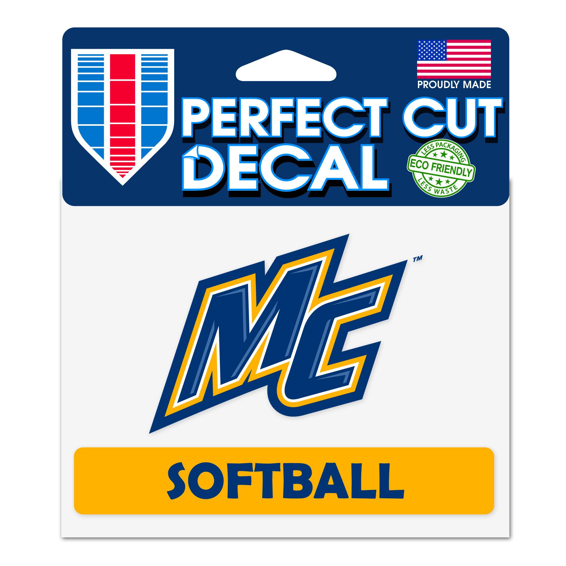Decal - Softball