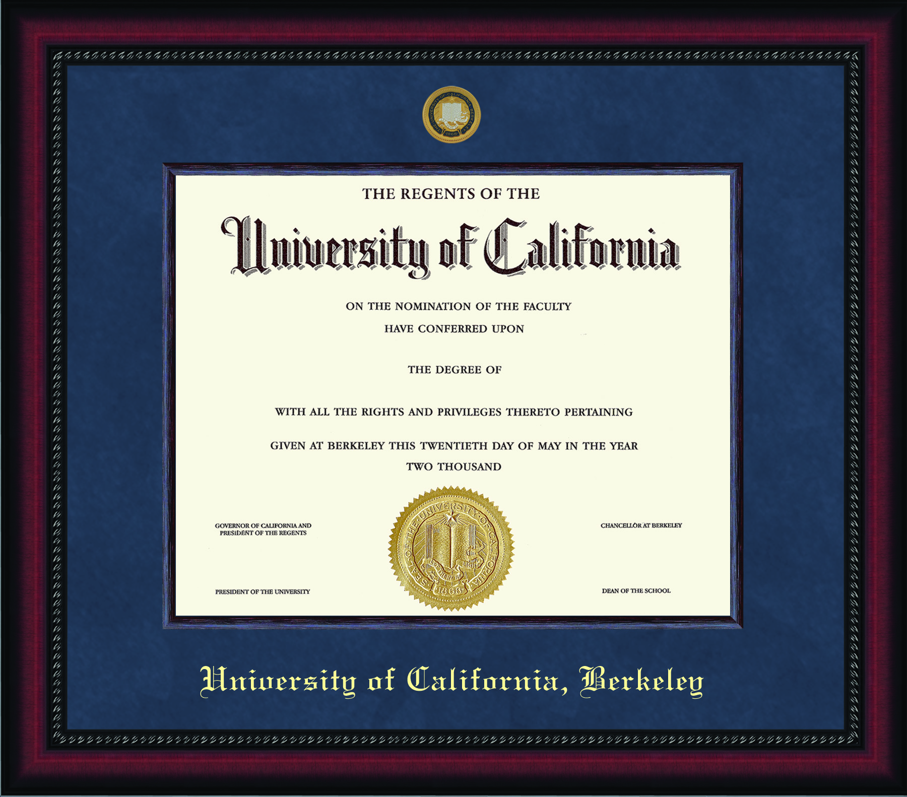 Diploma Frame Legacy