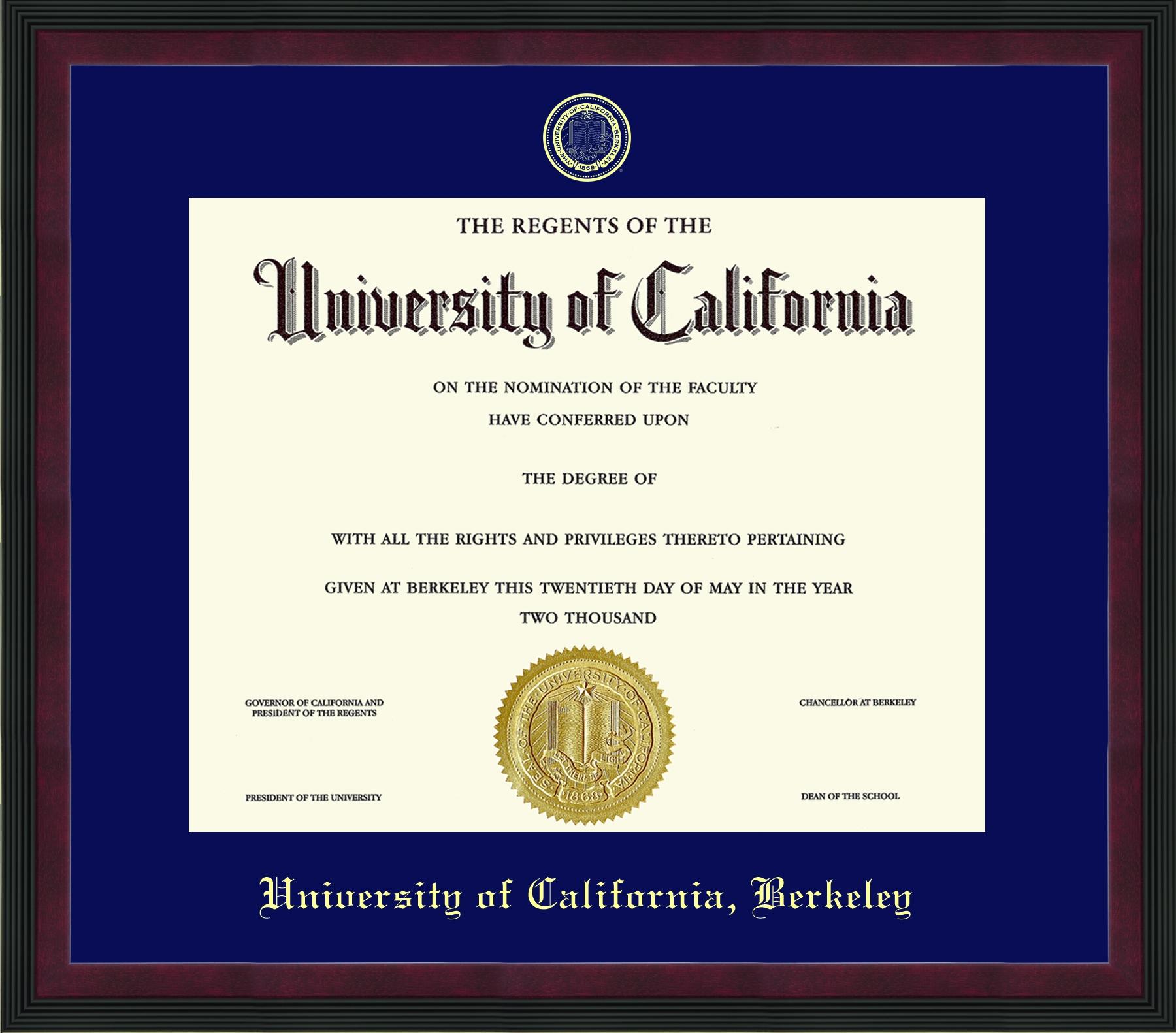 Diploma Frame Olympia