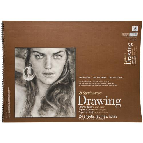 Strathmore Drawing Paper 18 X 24