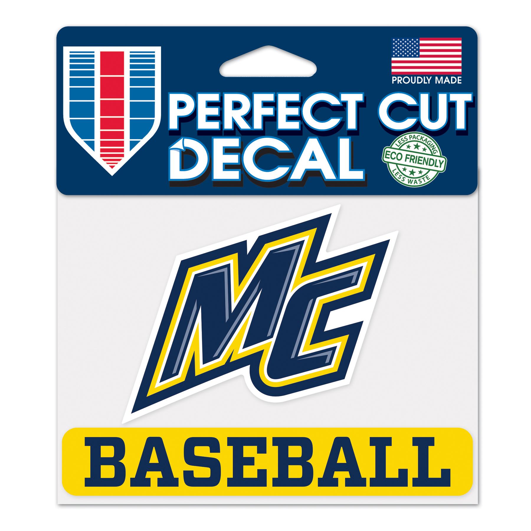 Decal - Baseball