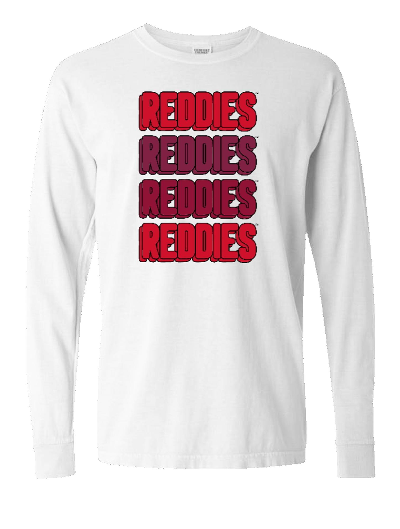 image of: Reddies Comfort Colors Long Sleeve T-Shirt
