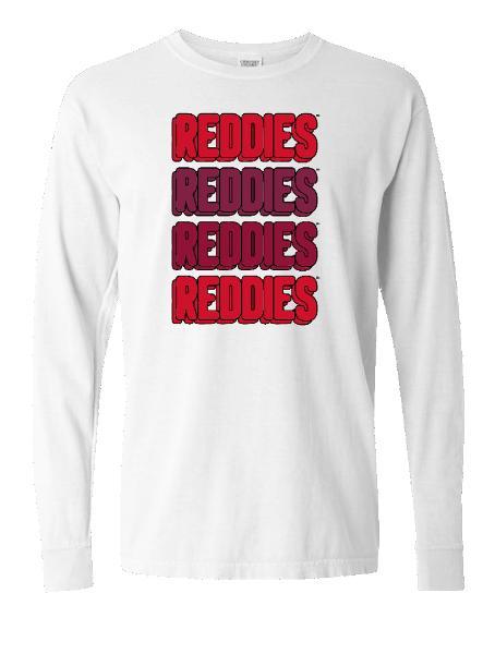 Reddies Comfort Colors Long Sleeve T-Shirt