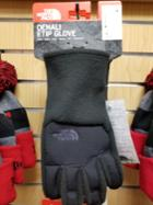 Image for the North Face Black Denali Etip Gloves product