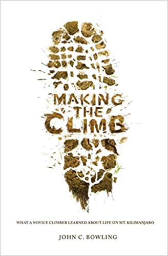 image of: Making the Climb