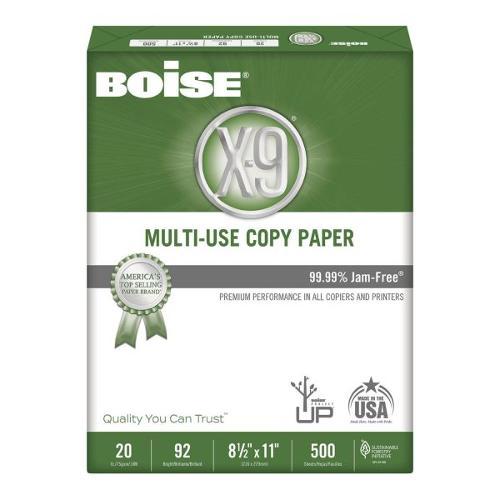 Boise X-9 Multi-Use Copy Paper