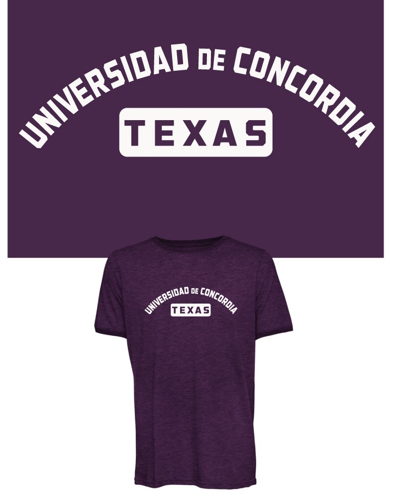 image of: UNIVERSIDAD DE CONCORDIA Tee
