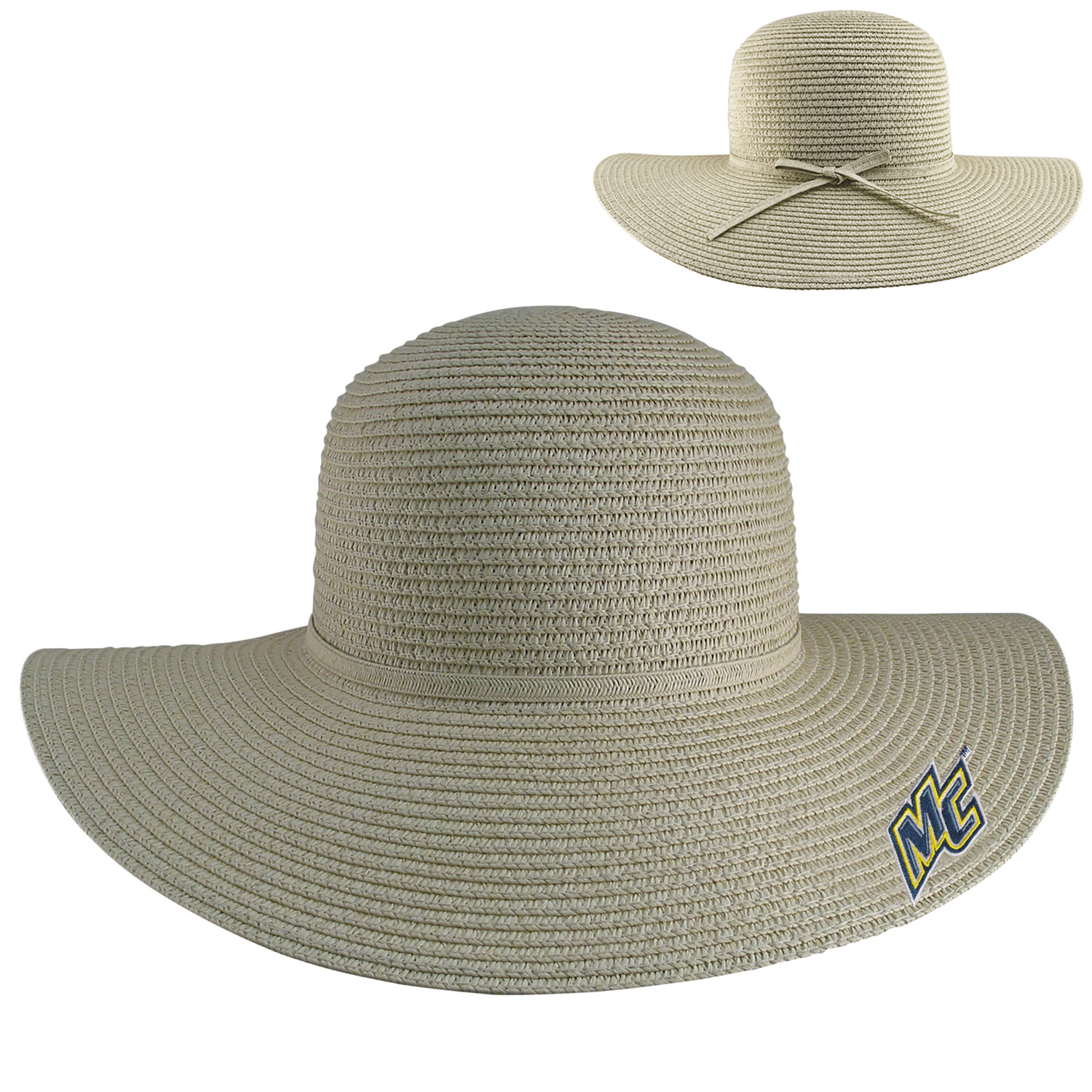 image of: Woven Sun Hat