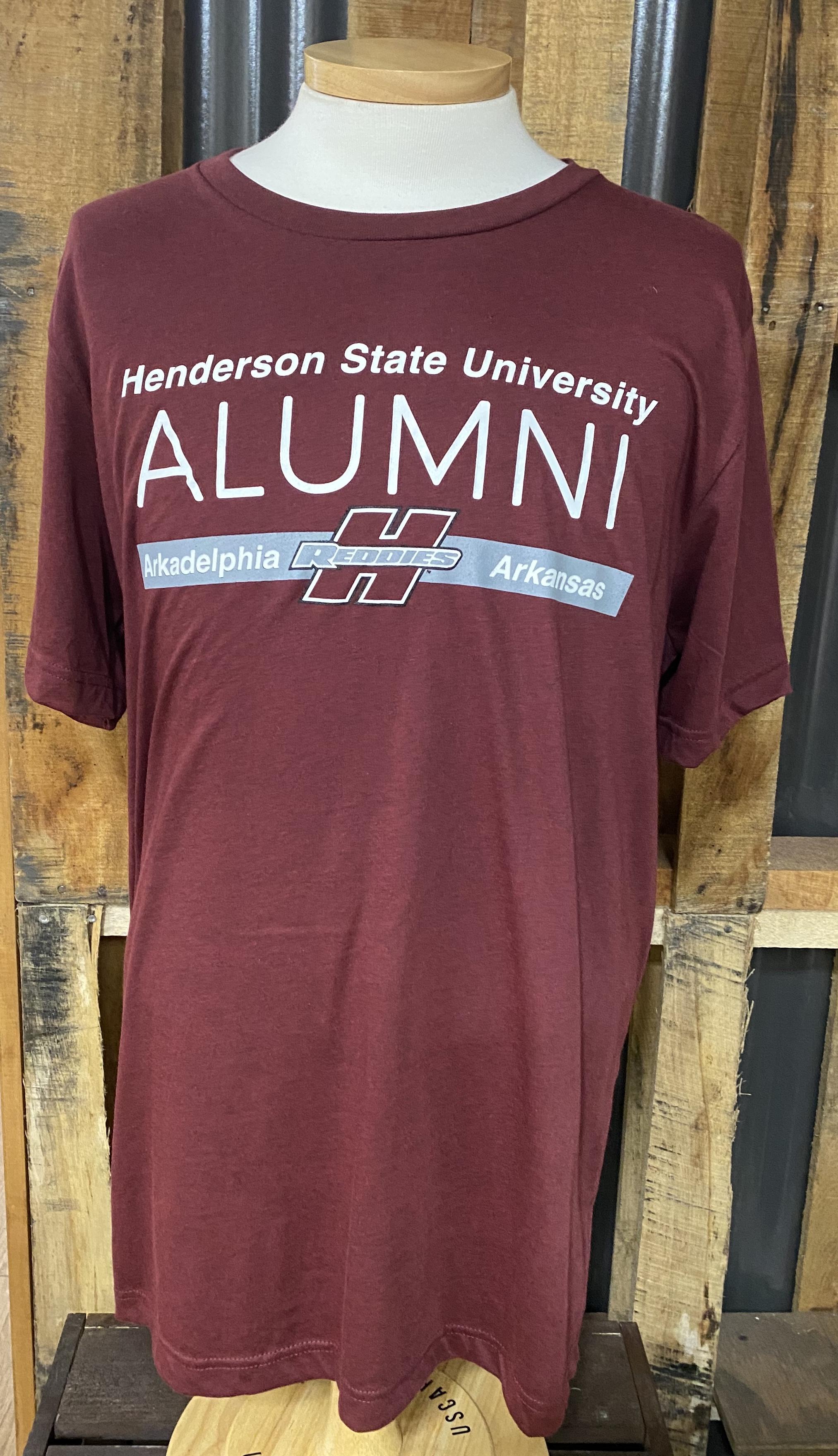 image of: Henderson State Reddies Alumni Tee